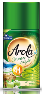 Refills for automatic air fresheners - Arola